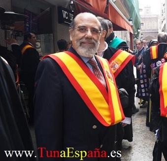 TunaEspaña, Tunas Españolas, Tunas Universitarias, Universidad, Profesor
