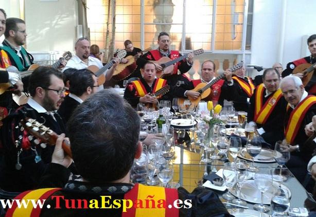 Tunas Universitarias, Tunas y Estudiantinas, Tuna España ,Universitaria