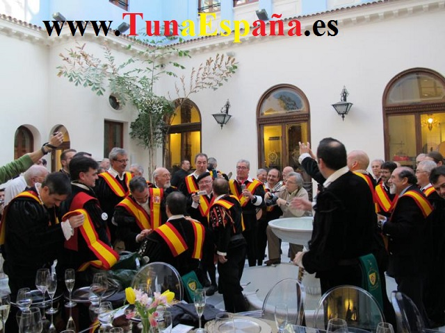 00 TunaEspaña Beca Don Setas, Tunas Universitarias, Cancionero tuna