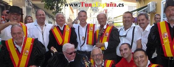 Pedro Cano, Don Dudo, TunaEspaña, Tuna Universitaria, Pintor Pedro Cano, Don Participio, Disminui 2