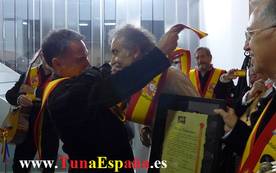 Pedro Cano, Don Dudo, TunaEspaña, Tuna Universitaria, Pintor Pedro Cano,2, blanca