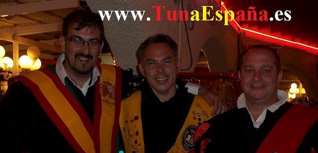 Tuna España Mallorca  18 Mayo 2013 Don Setas Dism, cancionero tuna