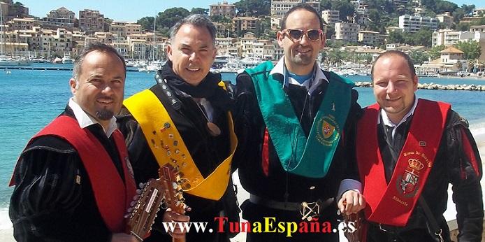 Tuna España Mallorca  Port de Soller 18 Mayo 2013 Dism, Cancionero Tuna