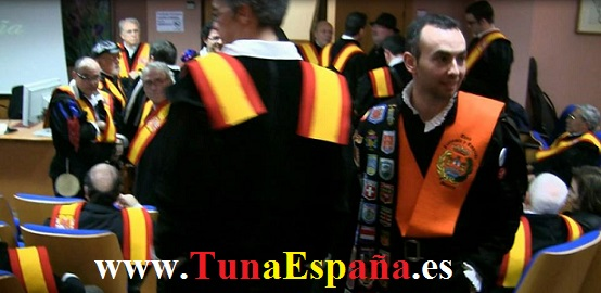 Tuna España, Tuna Universitaria, Don Victor, cancionero tuna, estudiantina