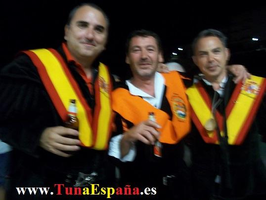 Tuna Universitaria, Don Desperdicios, Don Paco Brugarola, Don Dudo, cancionero tuna