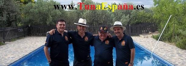 Tuna Universitaria, Tunas de España, Garufa