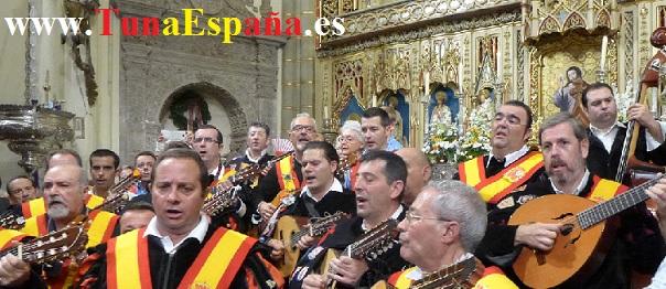 TunaEspaña, Catedral Murcia, Don Ivan Topo, Cancionero Tuna