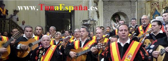 TunaEspaña, Catedral Murcia, Don Lalo, Don Victorio, Tuna Universitaria