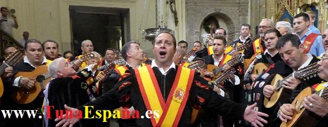 TunaEspaña, Catedral Murcia, Don Lalo, tuna universitaria, cancionero tuna