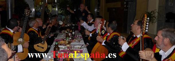 TunaEspaña, Catedral Murcia, Don Lupus Tunae, cancionero tuna, canciones tuna
