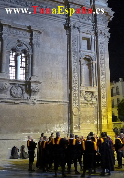 TunaEspaña, Catedral Murcia, Tuna Universitaria, Cancionero tuna, canciones tuna