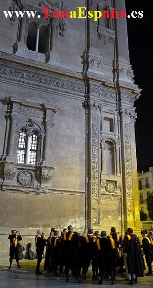 TunaEspaña, Catedral Murcia, cancionero tuna, Tunas De España