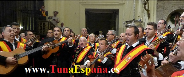 TunaEspaña, Catedral Murcia, cancionero tuna, tuna universitaria, Victorio, Tuna Universitaria