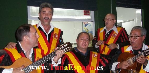 TunaEspaña, Don Chulin, Tuna unversitaria