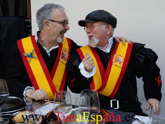 TunaEspaña, Don Cobacho, Don Antonio Castillo, Tunas Universitarias, cancionero tuna