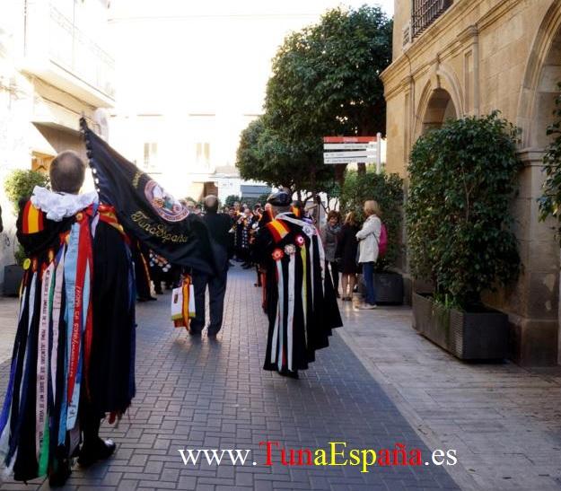 TunaEspaña, Don marques, Tunas Universitarias, Murcia