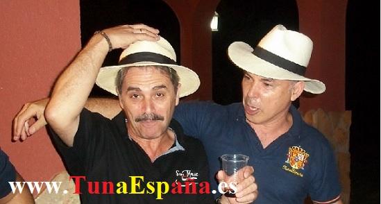 TunaEspaña, Son Del Malecon, Don Dudo, Don Chulin, Cancionero Tunas