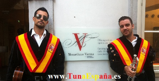 TunaEspaña, Tunas Españolas, Tuna Universitaria, Don Descartes, Don Trompetero
