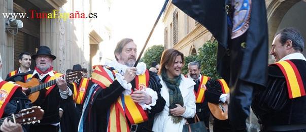 TunaEspaña, Tunas Españolas, Tunas Universitarias, Universidad, Pasacalle, Don Bibiano, Don Marques