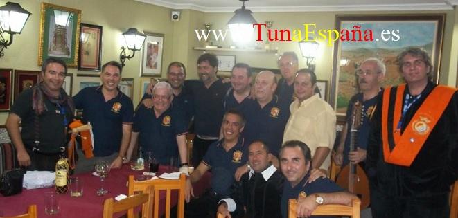 TunaEspaña,  Tunas Universitarias, noche de farras, Tuna Jerez