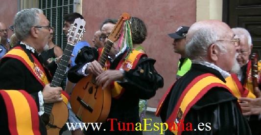TunaEspaña, Tunas de España, Tunas Universitarias, Cancionero tuna, Pedro Cano, 52, Ronda la tuna