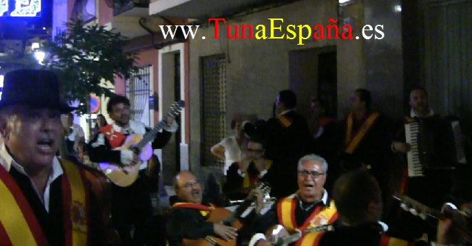 TunaEspaña, Tunas de España, Tunas Universitarias, Cancionero tuna, Pedro Cano,1399,ronda