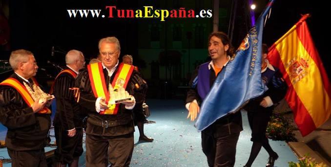 Tunas de España, Tuna Universitaria, Canciones de Tuna, Visedo, La coruña