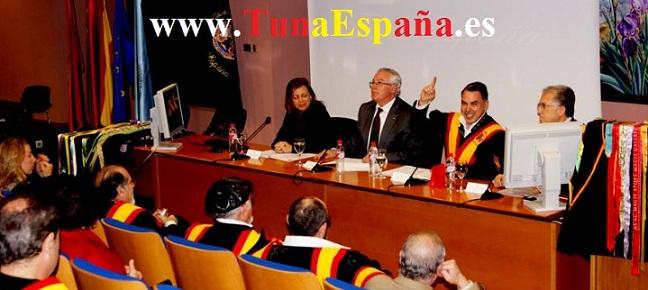 01 35 Tuna España Universidad Murcia Rector Don Dudo 80, cancionero tuna