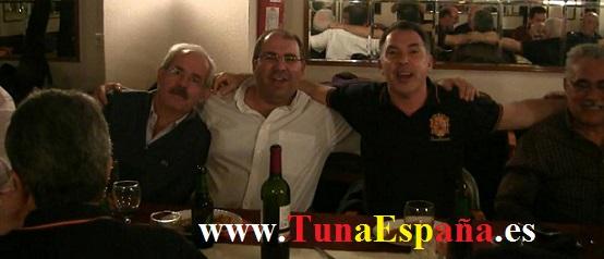 15124_Tuna España, Don Mafaldo, Don Maguila, Don Dudo, Don Noly