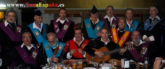 Tuna España, Rincon de la victoria, cancionero tuna, musica tuna, canciones de tuna, tuna universitaria,dism 4