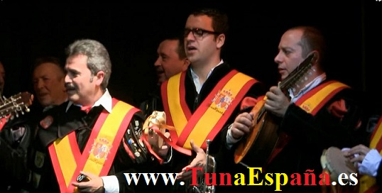 Tunas Universitarias, Tunas estudiantinas, Tuna España , Don Chulin,Don trompetero