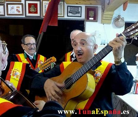Tunas de España, Cancionero Tuna, Canciones Tuna, Estudiantinas, Peña El Caliche,07