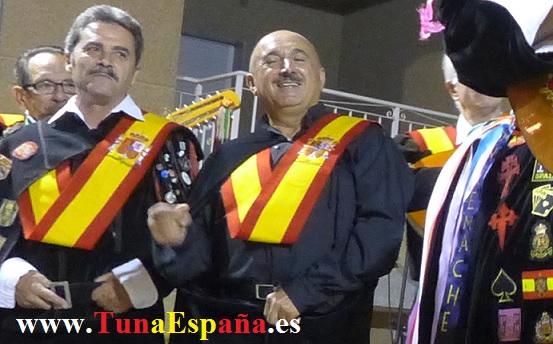 Tunas de España, Cancionero Tuna, Canciones Tuna, Estudiantinas, Peña El Caliche,09, Don Secre