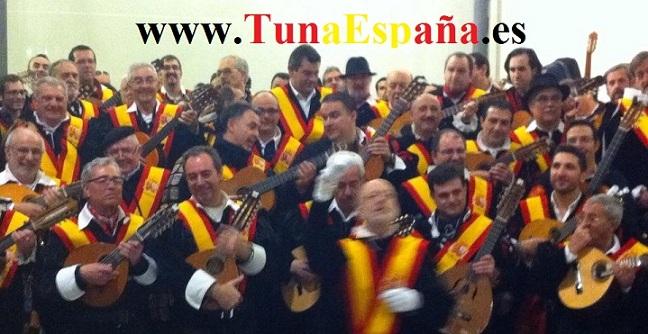 01 TunaEspaña 3, musica tuna