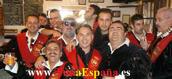 01,TunaEspaña,Don Dudo, Derecho Murcia, Don Chulin, Pedro Araez, tunos.com, certamen tuna