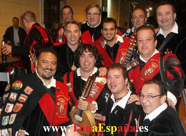 02, TunaEspaña, Tuna Derecho Albacete, Don Dudo, dism