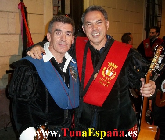 02, Tunos.com, TunaEspaña, Cancionero Tuna, Certamen Tuna, Don Dudo, Don Pancho