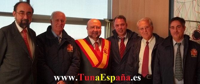 Marca España, TunaEspaña, Don Dudo,, dism