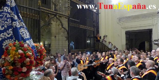 TunaEspaña, Catedral Murcia, cancionero tuna, virgen de la fuensanta, victorio, tuna universitaria, canciones tuna, musica tuna