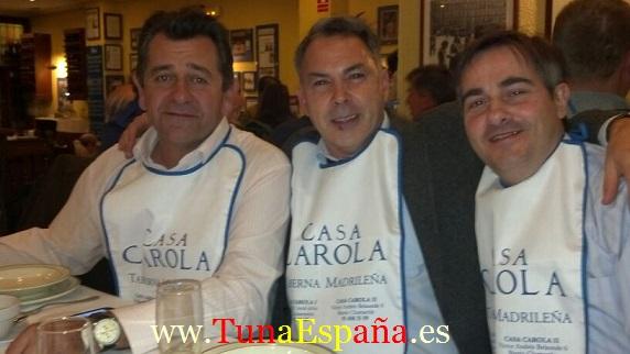 TunaEspaña, Don Aberroncho,Don Dudo, Don RadioPita