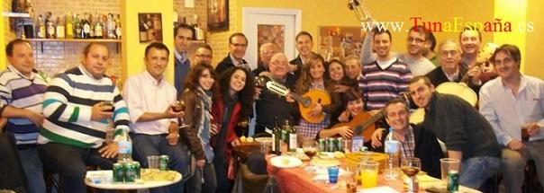 TunaEspaña, Don Patriarca, Tunas Universitarias,Bajo Radiopita, Musica Tuna