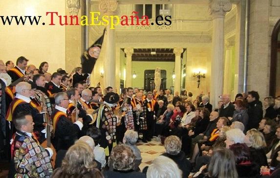 TunaEspaña, Don Patriarca, Tunas Universitarias,Casino, musica tuna, tunos.com