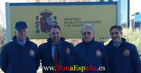 TunaEspaña, Don Visedo, Don Dudo, Don Niky Lauda, Don Radiopita, tunos.com, certamen tuna, cancionero tuna
