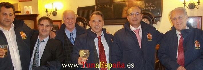 TunaEspaña, Don Visedo, Don Dudo, Don Radiopita, Don Gominas, Don Aberroncho, Tunos.com, Cancionero tuna, Buen Tunar, certamen tuna