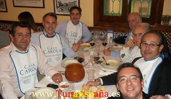 TunaEspaña, Don Visedo, Don Dudo, Don Radiopita, Don Niky Lauda, Don Gominas, Don Aberroncho, Farmacia Granada, cancionero tuna