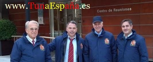 TunaEspaña, Don Visedo, Don Dudo, Don Radiopita, Don Niky Lauda, Madrid