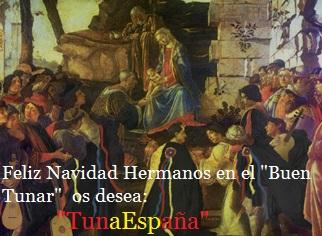 TunaEspaña Felicitacion Navidad 2013