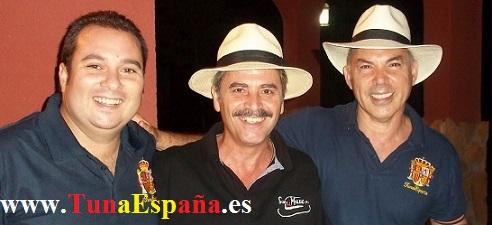 TunaEspaña, Son Del Malecon, Don Dudo, Don Chulin, Don Topo, cancionero tuna, musica tuna