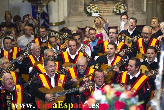 TunaEspaña, Tuna Universitaria, musica tuna