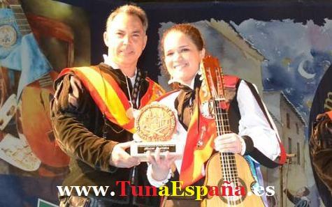 TunaEspaña, Tunas Españolas, Tunas Universitarias, Universidad, Don Dudo,,Tuna Upr, Premio mejor solista, musica tuna